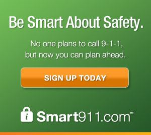 Be Smart About Safety - Smart 911 Website